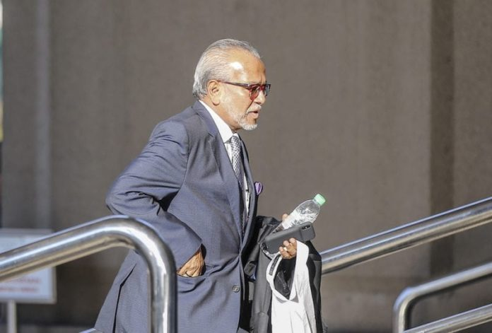 Lawyer Shafee's money-laundering trial moved to March next year