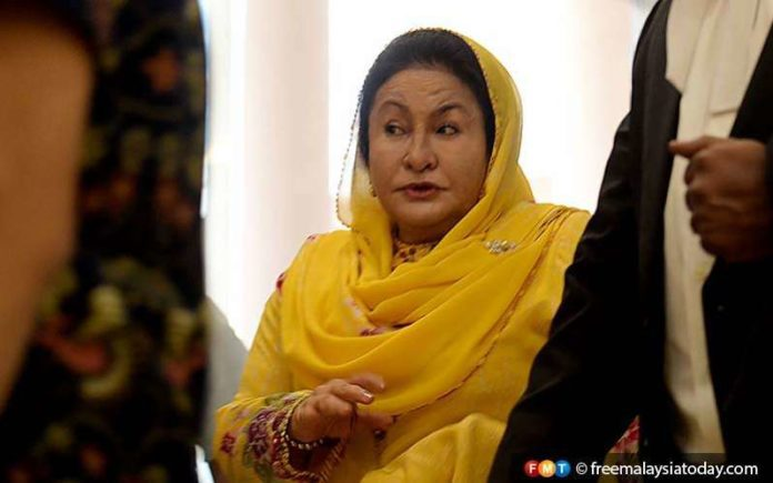 Rosmah in bid to stop compliance with notice to declare assets