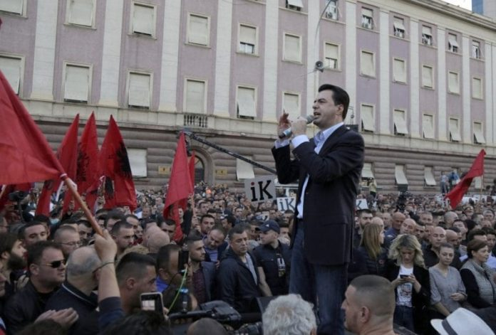 Albania Opposition Leader Faces Money Laundering Charges