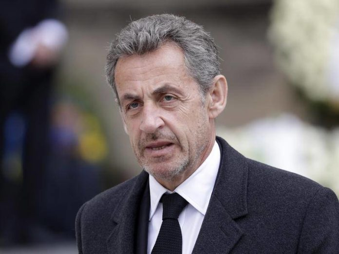 French ex-president Sarkozy gets one year in prison for corruption