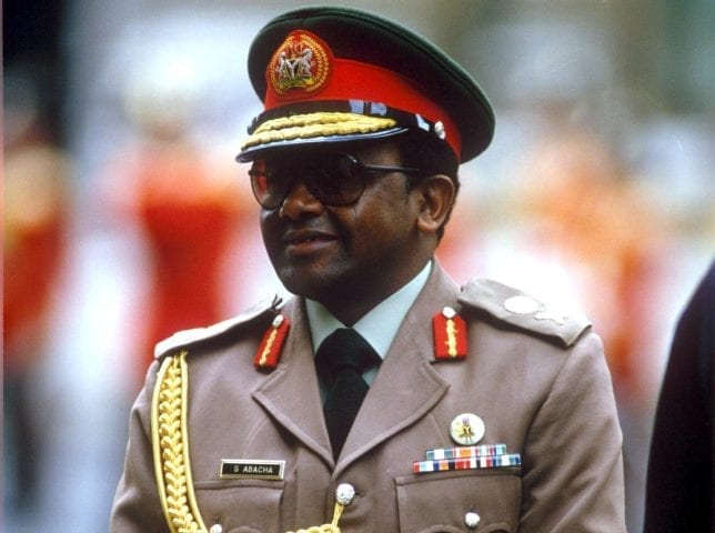 Nigerian dictator's £211,000,000 seized from bank account in Channel Islands