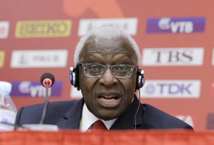 France to try former IAAF chief Diack for corruption, money laundering: source