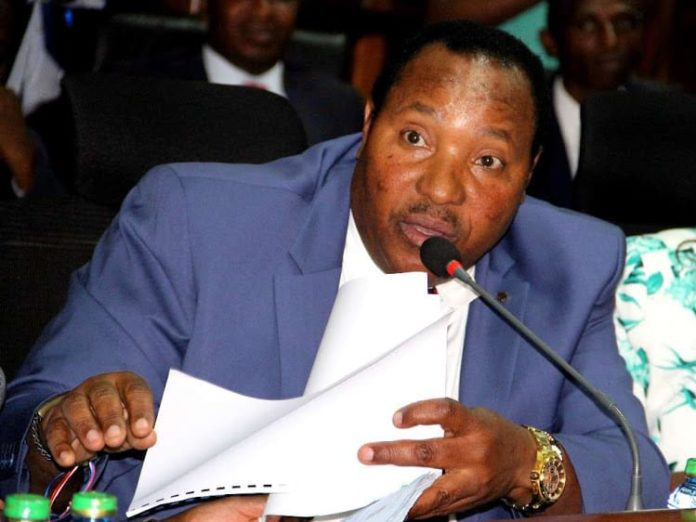 governor waititu