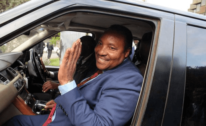 Kiambu Governor Ferdinand Waititu Barred From Office