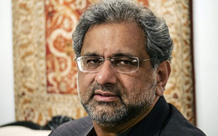 Pakistan former prime minister Shahid Khaqan Abbasi held in graft probe