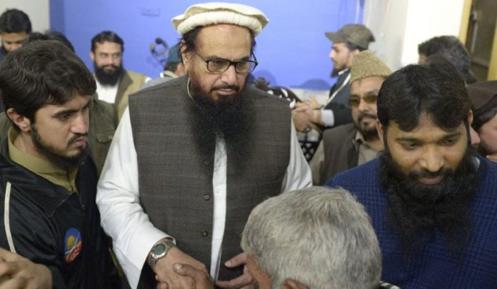 Pak Books Hafiz Saeed, 12 Others For Terror Financing Through Charities 2