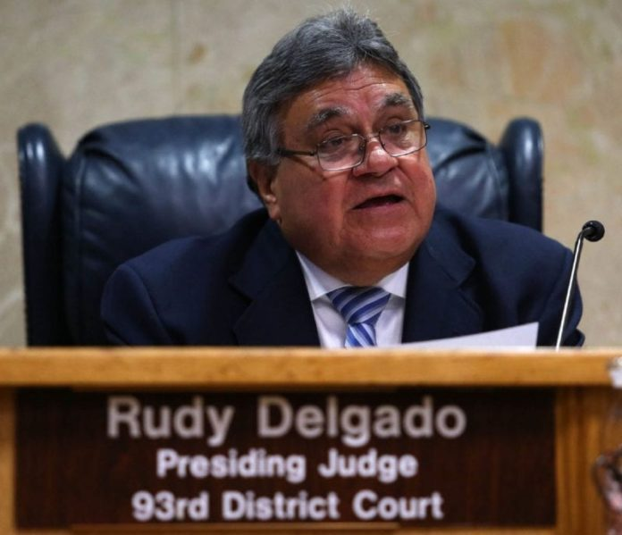 Former state District Judge Rudy Delgado loses appeal case in bribery conviction