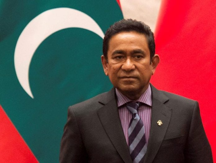 Former Maldives president pleads not guilty to charges of money laundering
