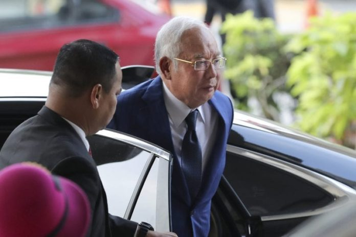 Malaysia ex-PM use 'elaborate' plan to loot fund: prosecutor
