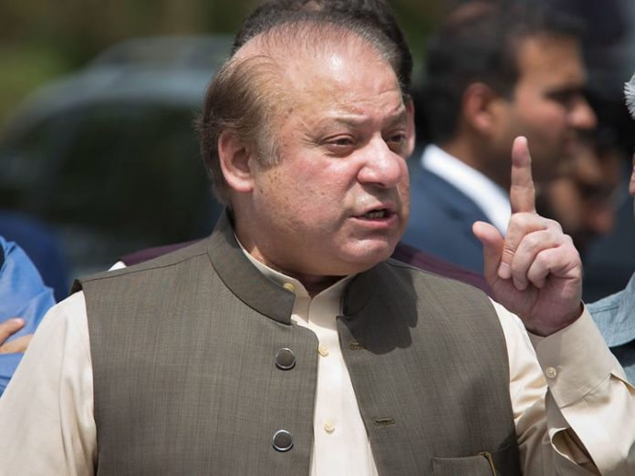Pakistan ex-PM Sharif 'made laws to enable money laundering'