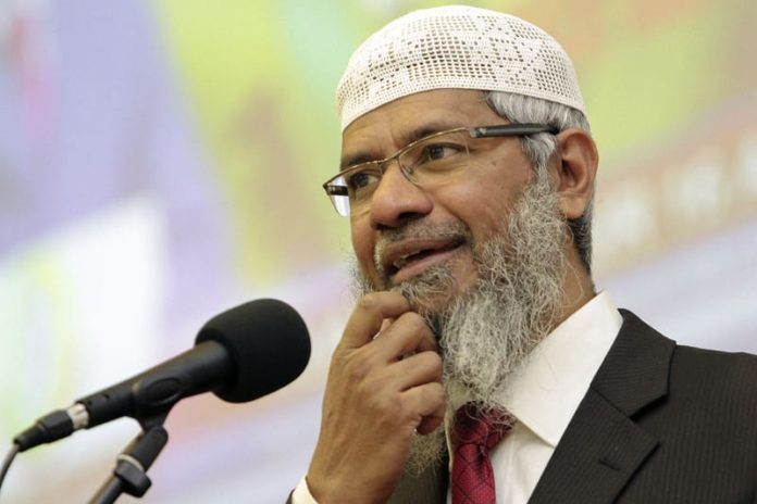 HR minister: Time for Zakir Naik to face terrorism, money laundering charges in India