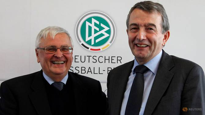 Swiss indict former German footballs officials over World Cup payment