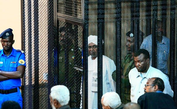 Sudan Court Formally Indicts Al-Bashir on Corruption Charges
