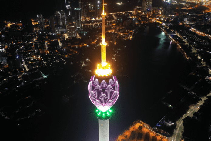 Sri Lanka: Allegations of corruption in the construction of Lotus Tower to be investigated 2