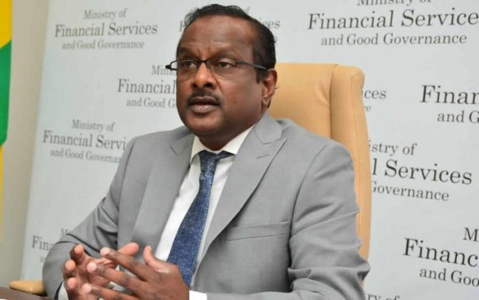 Mauritius Compliant to Fatf Recommendations, States Minister Sesungkur 2