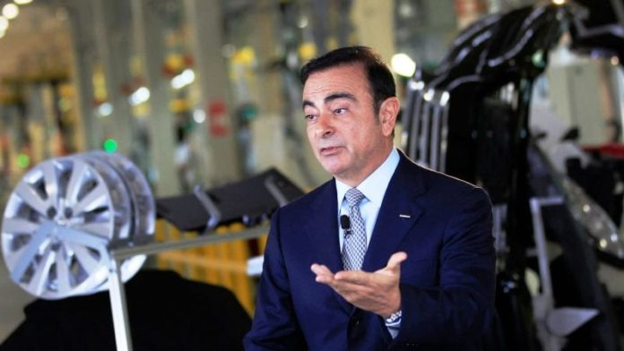 Nissan and its former boss Carlos Ghosn agrees settlement with US regulators over fraud charges 2