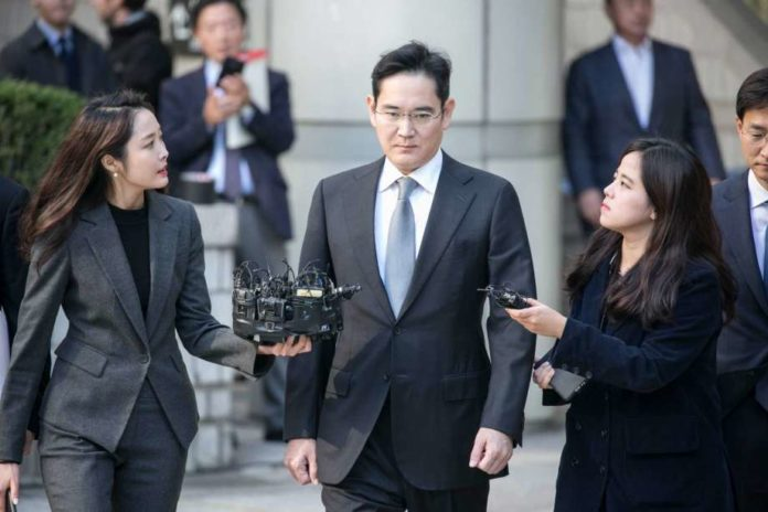 Samsung heir faces allegation of bribing officials to win succession