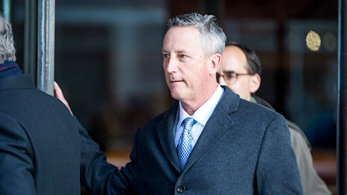 Former tennis club president jailed for 3 months in college admissions scam