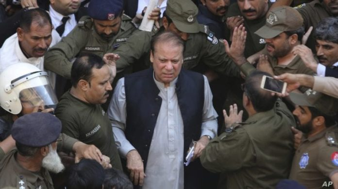 Pakistani court issues non-bailable arrest warrant for former PM Nawaz Sharif