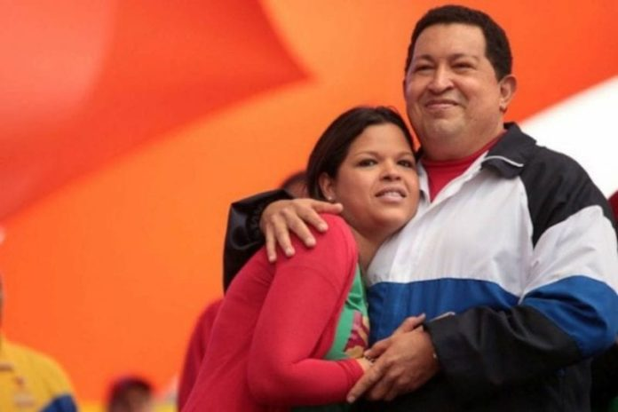 Late Venezuelan President Hugo Chavez's daughter used laundered funds for US luxury lifestyle 2