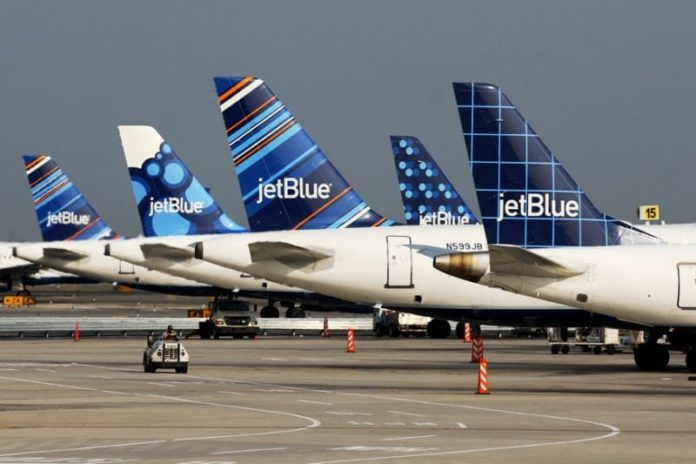 JetBlue Airways employee jailed for scamming the airline $1.2 million 2