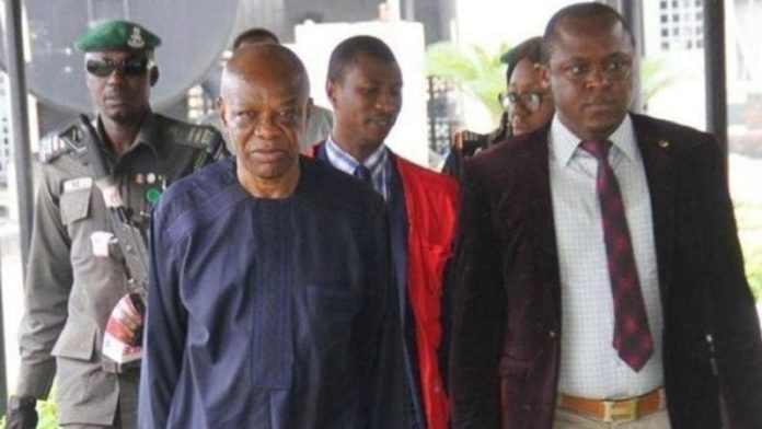 Nigeria: Former election chair, Maurice Iwu re-arraigned on alleged $3.4 million fraud 2