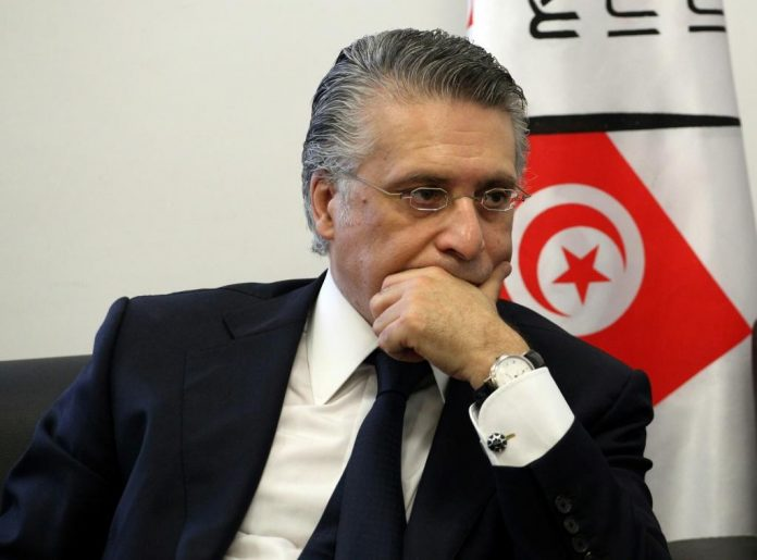 Former Tunisian presidential candidate arrested on money laundering, tax evasion charges