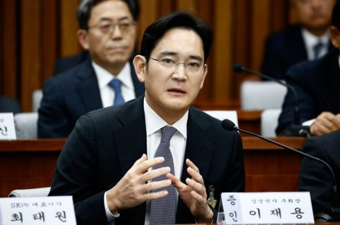 Samsung heir Lee J.Y faces new fraud charges over merger deal