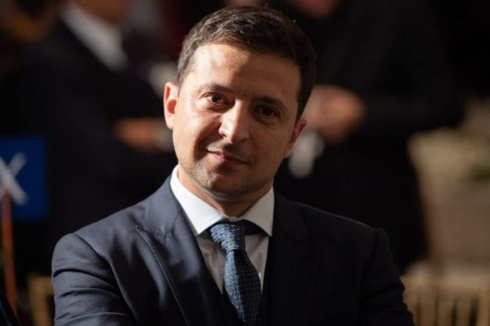Ukraine: President Zelenskiy urge party members to take polygraph test amid bribery allegations 2