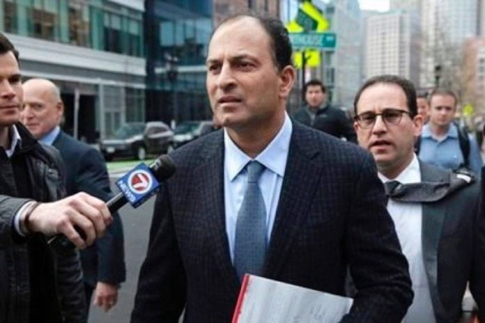 Canadian businessman David Sidoo sentenced to 90 days in prison in college admission scam