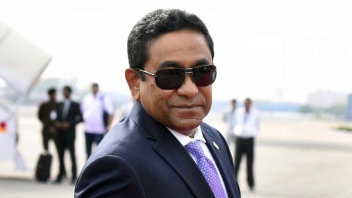 Jailed Maldives former president Yameen indicted for money laundering