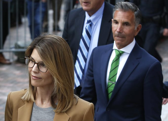 Lori Loughlin's husband sentenced to 5 months in prison over college admission scandal