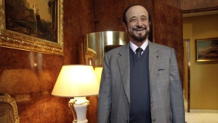 Spain wants to try the uncle of Syria's President Assad for money laundering 2