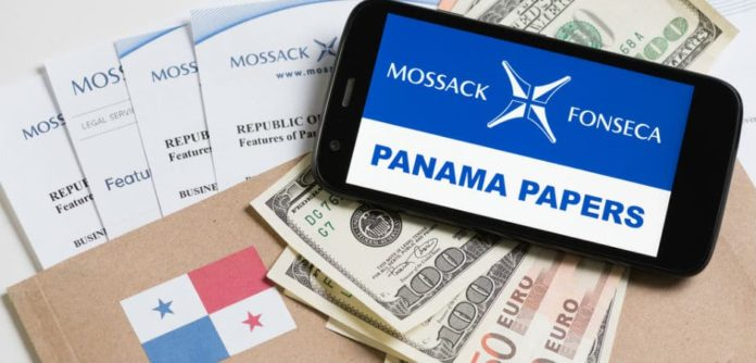 Prosecutors charged four people with money laundering over Panama Papers scandal