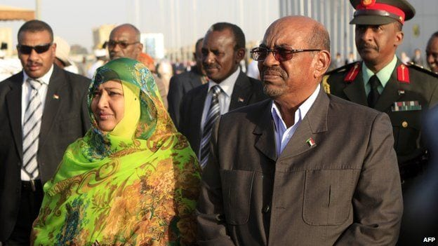 Wife of former Sudan President Omar Al Bashir questioned about sources of wealth 2