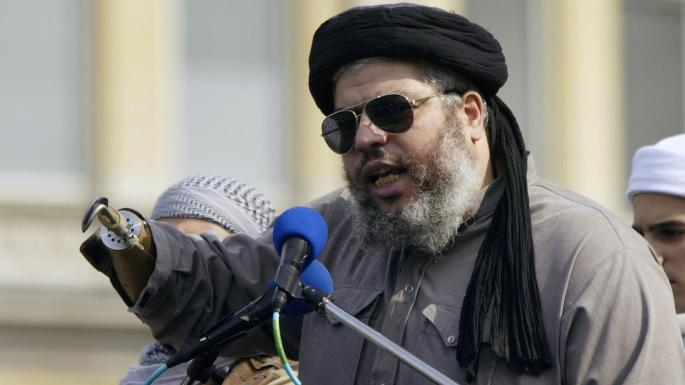Jailed terrorist Abu Hamza's sons arrested on £1 million fraud and money laundering charges 2