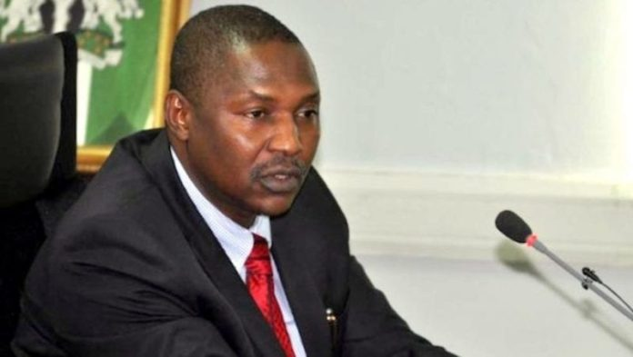 Nigeria's Attorney General Malami accused of conspiracy in money laundering case against ex-First bank director