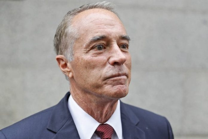 Former Congressman Chris Collins and Son, Settles Insider-Trading Case 2