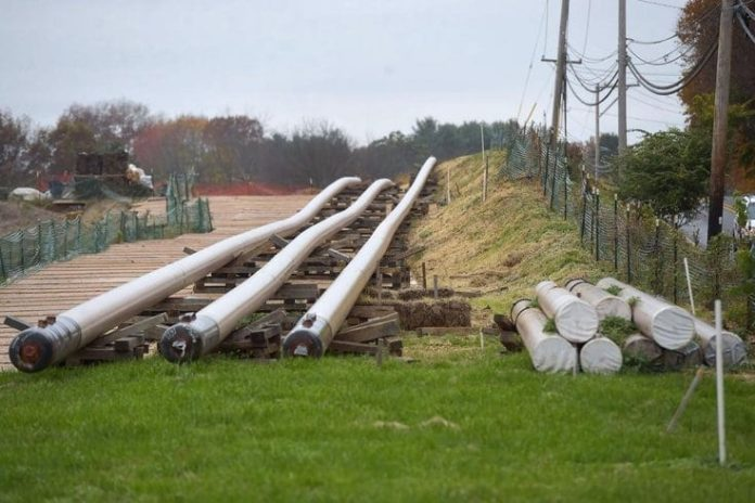 Chester DA charges Energy Transfer officials for bribery over pipeline security 2