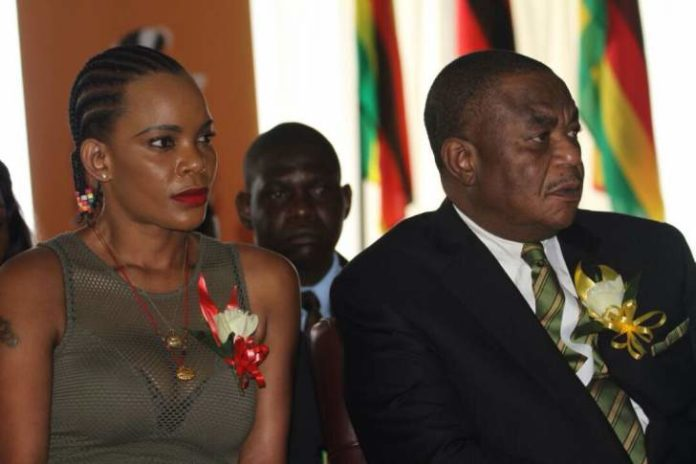 Zimbabwe vice president's wife Mary Mubaiwa arrested over fraud and money laundering allegations 2