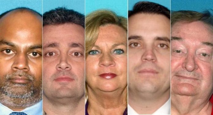 New Jersey officials arrested in corruption sting 2
