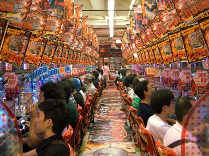 Pachinko operator raided in Japan's casino bribery probe 2