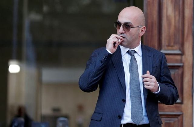 Business tycoon Yorgen Fenech charged with money laundering
