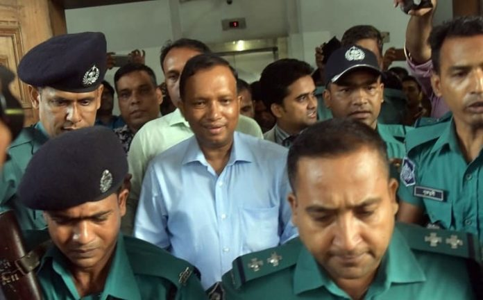 Bangladesh: Former deputy inspector general of police charged with bribery 2