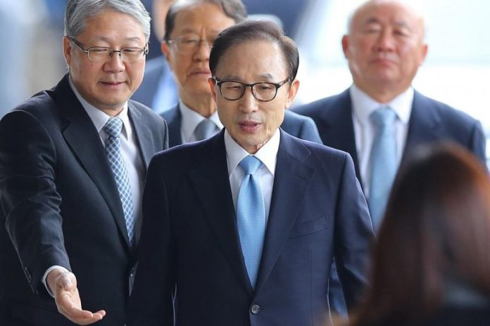 Former South Korean president Lee Myung-bak gets longer jail term after losing appeal in corruption trial 2
