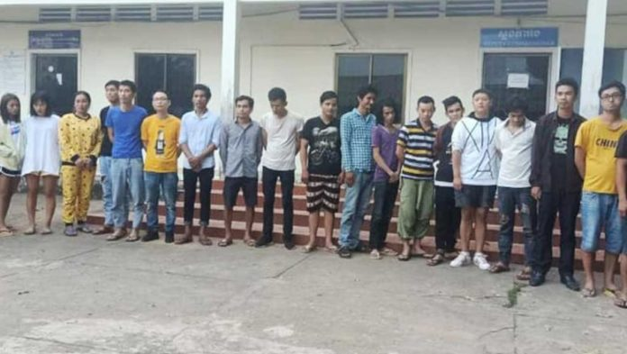 Cambodia deports 61 Chinese nationals over fraud scams 2