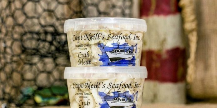 Columbia seafood company CEO jailed for selling falsely labelled crab meat 2