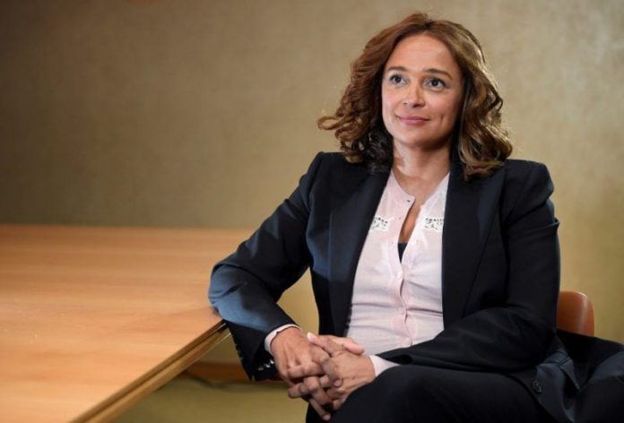 Angola's businesswoman Isabel dos Santos offer to cooperate in corruption probe