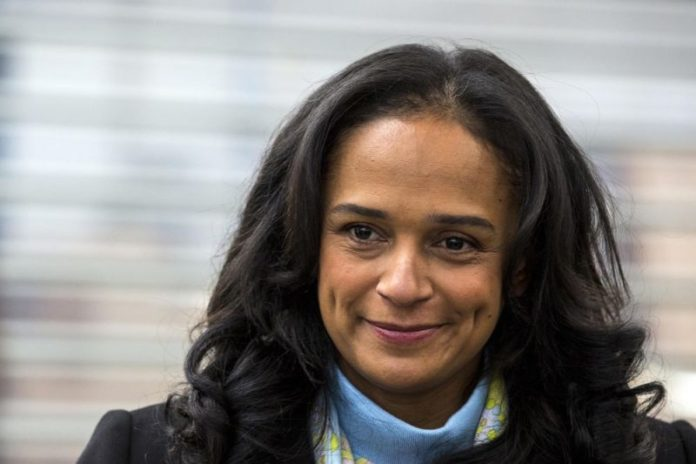 Angola freezes assets of ex-president's daughter Dos Santos over alleged corruption 2