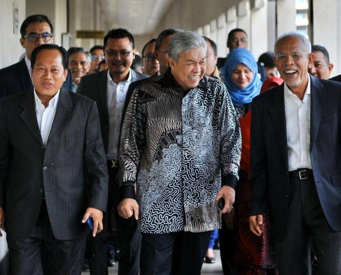 Malaysia: Two political opposition leaders charged with money laundering 2